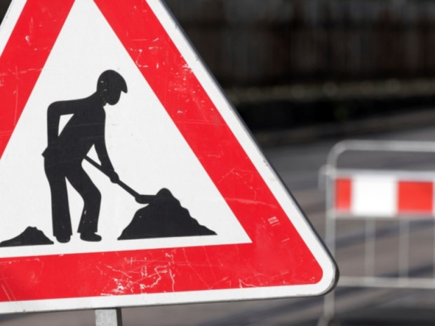 Werkzaamheden hinderen verkeer in Lille