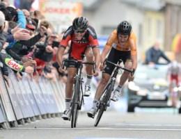 Van Avermaet slaat dubbelslag in Ronde van België met rit- en eindwinst