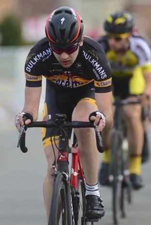 Jorgen Scheerens ruilt mountainbike voor weg: 'Ik zou nooit een echte topper geworden zijn'