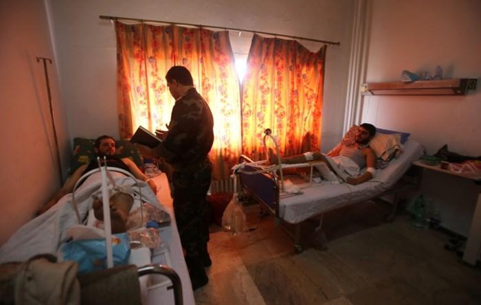 Handicap International actief in Syrië dankzij Belgische financiering