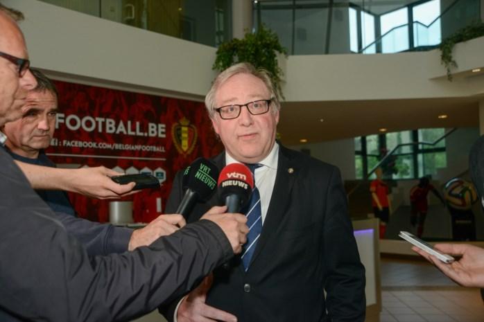 De Keersmaecker stelt zich vragen bij plotse ontslag van Blatter