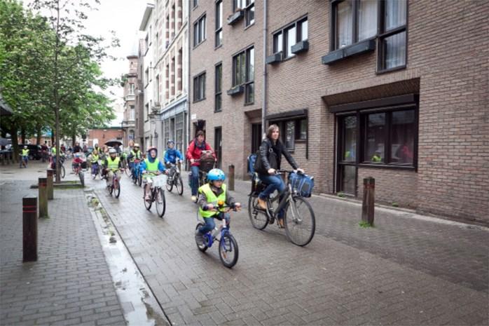 Antwerpen zakt naar negende plek als fietsstad
