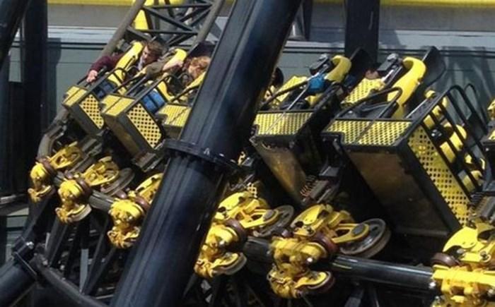 Vier zwaargewonden bij ongeluk met rollercoaster in pretpark