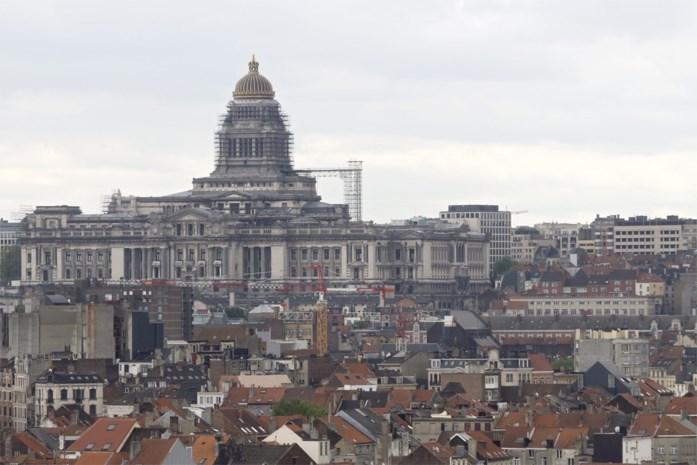Bomalarm Brusselse justitiepaleis: gebouw wordt geëvacueerd en doorzocht