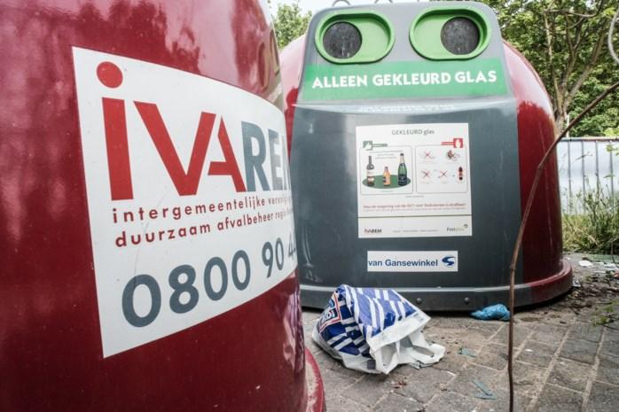 Ivarem voert campagne tegen sluikstorten aan glasbollen