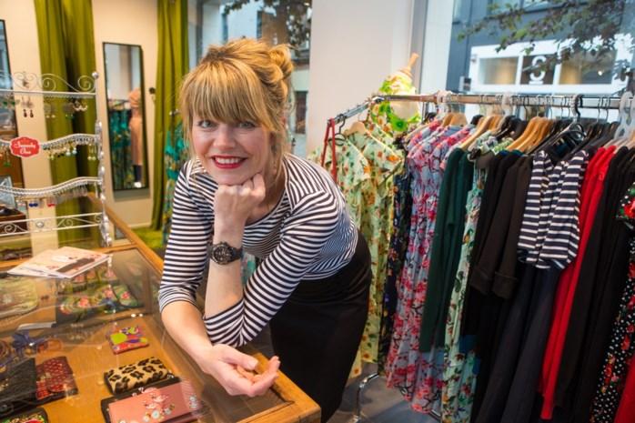 Retro en vintage boven in nieuwe winkel SeventyOne