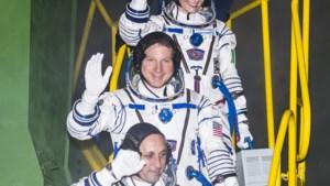 Drie bemanningsleden ISS keren volgende week terug naar huis