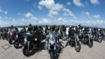 1.500 fans van Harley Davidson blazen verzamelen in Bergen