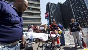 Twintigtal gewonden bij botsing metrostellen Rome