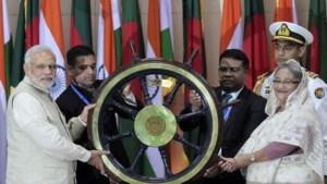 India en Bangladesh leggen jarenlang grensconflict bij