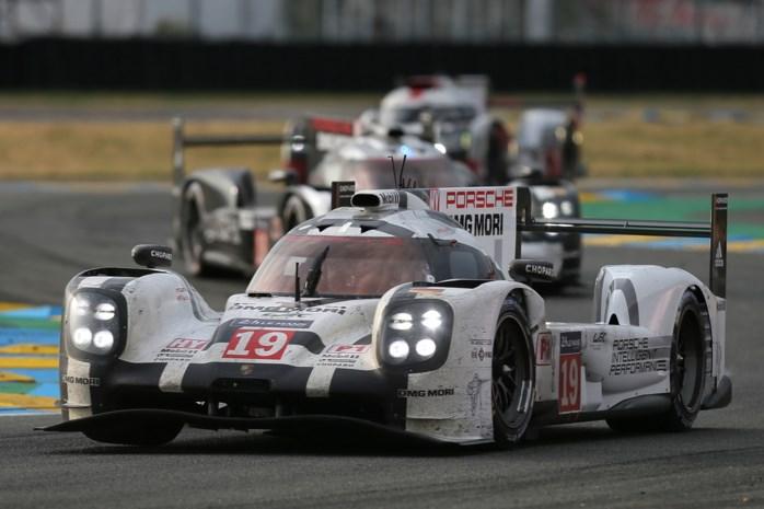 Hülkenberg bezorgt Porsche eerste zege in zeventien jaar op 24 Uur van Le Mans