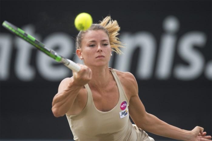 Camila Giorgi steekt eerste titel in Rosmalen op zak