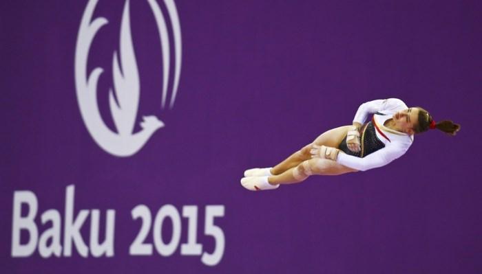 Europese Spelen: Belgische turnsters negende na eerste kwalificatiedag