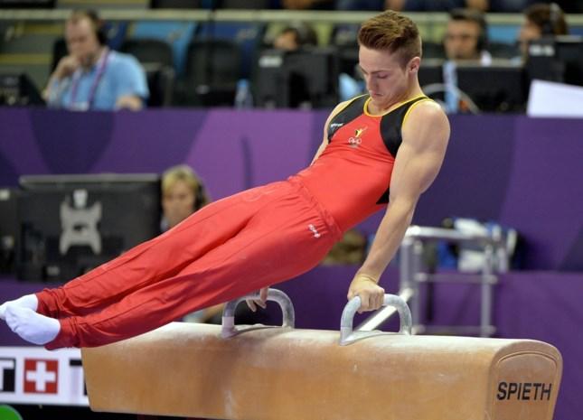 Belgische turners tevreden over eerste dag op Europese Spelen