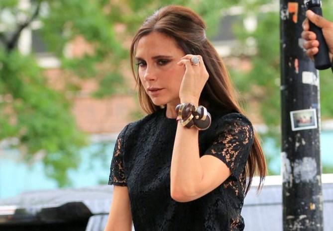 Victoria Beckham heeft spijt van tattoos