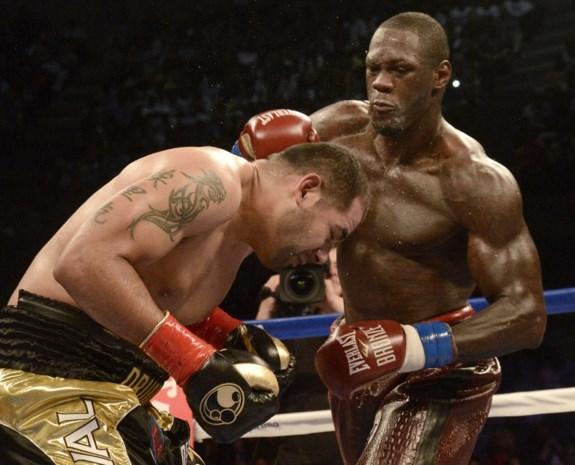 Wilder behoudt WBC-bokstitel bij de zwaargewichten