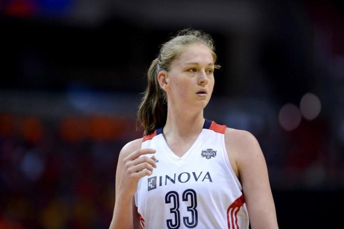 Eerste nederlaag voor Emma Meesseman in WNBA