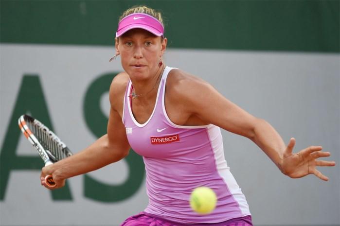 Yanina Wickmayer stoot vlot door in kwalificaties WTA Birmingham