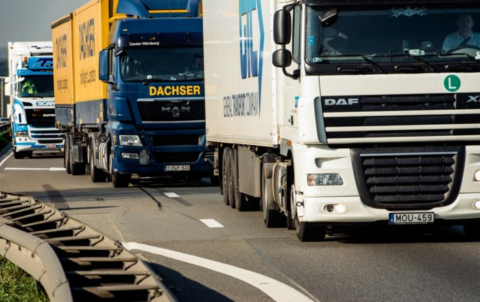 Transportbedrijven dreigen met acties tegen kilometerheffing