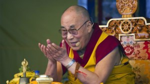 Tibetanen vieren 80ste verjaardag van hun dalai lama