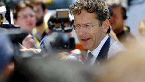 Dijsselbloem zeer teleurgesteld over Grieks referendum