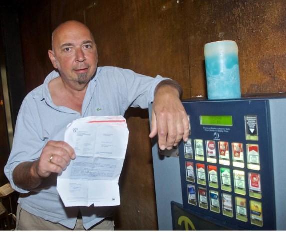 Boete voor age coins op sigarettenautomaat
