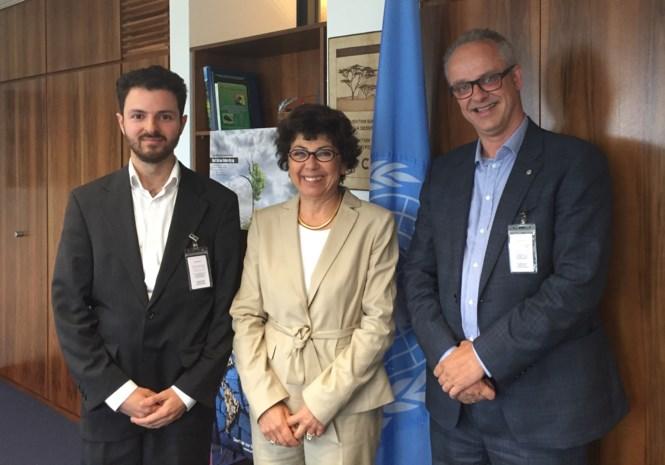 Ondernemers Zonder Grenzen maken indruk met aanleg van bossen in Afrika