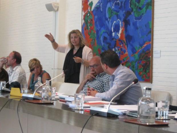 Vurige discussies op laatste gemeenteraad
