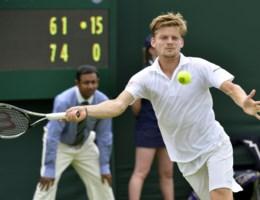 David Goffin: 'Het gras, de bloemen de witte uitrusting: Wimbledon is prachtig'