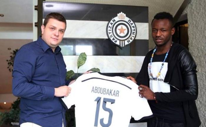 Oumarou kiest voor Partizan en niet voor Moeskroen