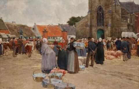 Kunstparcours Uitzicht landt in Herentals