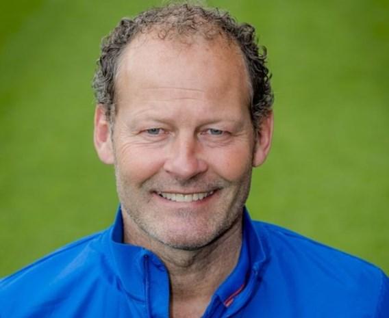 Danny Blind volgt Hiddink op als bondscoach van Nederland