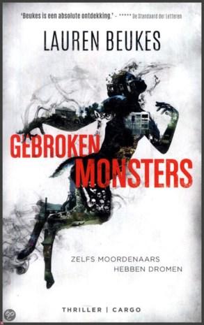 BOEK. Lauren Beukes - Gebroken Monsters