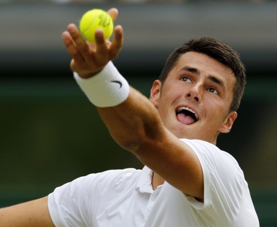Scherpe tong kost Tomic selectie voor Davis Cup