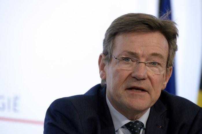 """Van Overtveldt: """"Griekse regering beslist over mogelijke Grexit"""""""