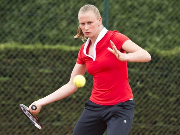 Tennisster Elyne Boeykens wint Iris Ladies Trophy