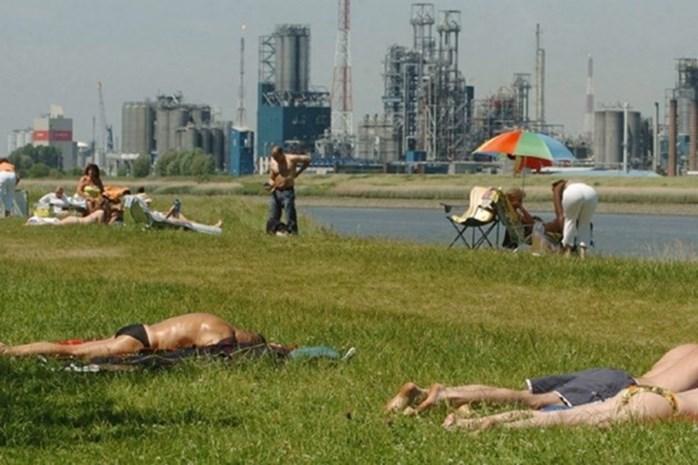 Waarschuwingsfase niveau 2 van ozon- en hitteplan maandag ten einde