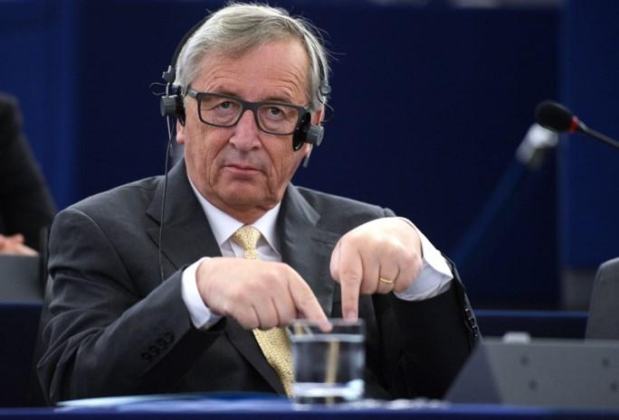 Juncker: 'Ik ben tegen een Grexit'