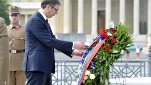 Servische premier woont Srebrenica-herdenking bij