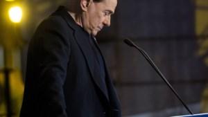 Silvio Berlusconi veroordeeld tot 3 jaar cel voor omkopen senator