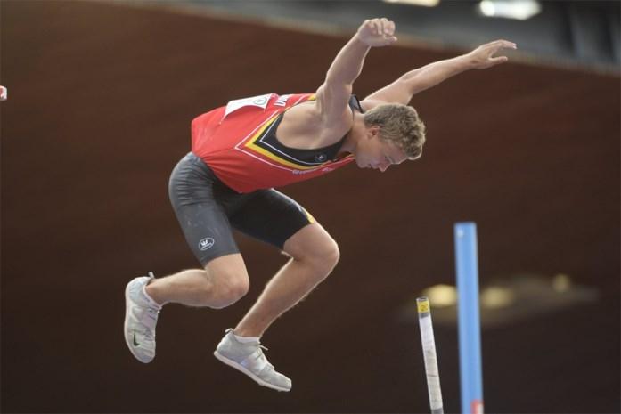 Polsstokspringer Art 7e en hoogspringer Ghuys 10e op EK atletiek voor beloften