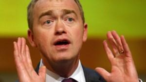 Tim Farron volgt Nick Clegg op als leider van Britse liberalen