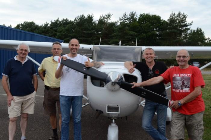 Aeroclub Keiheuvel maakt van Fly-In familie-evenement