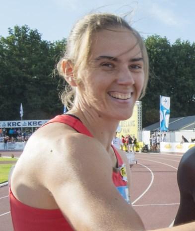 Sara Aerts hoopt op WK-limiet
