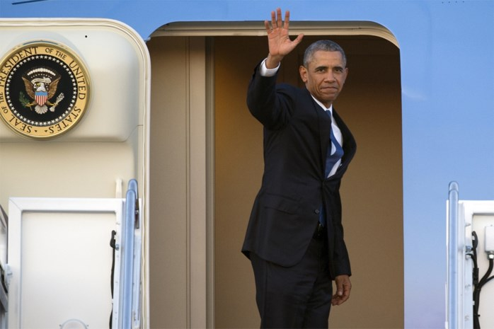 Obama brengt voor het eerst als president bezoek aan Kenia
