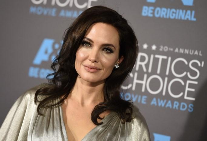 Angelina Jolie regisseert film voor Netflix