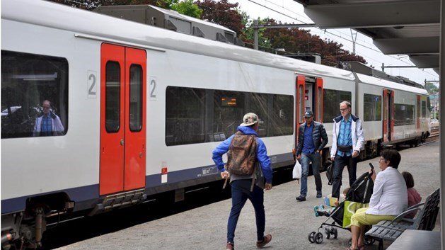 Heel augustus geen trein op lijn Sint-Niklaas-Puurs