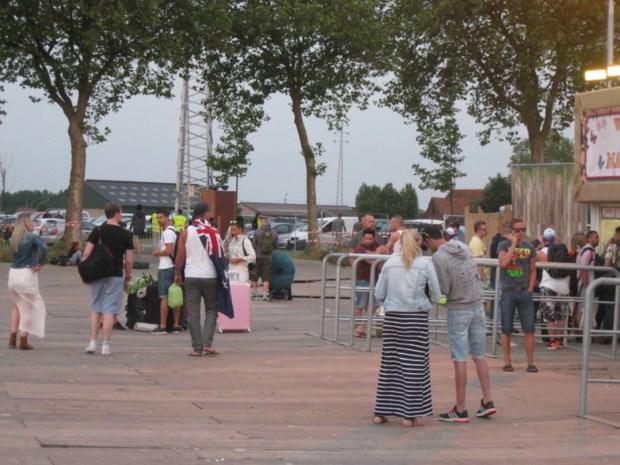 Capaciteit parkeerterrein tot 5000 voertuigen voor Tomorrowland