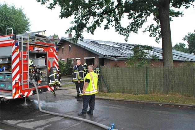 Woning zwaar beschadigd na uitslaande brand in Zemst