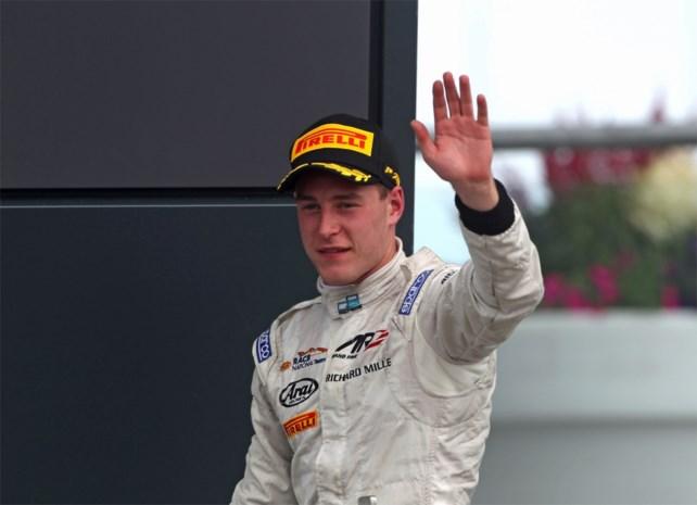 Stoffel Vandoorne start vanop eerste rij in GP van Hongarije